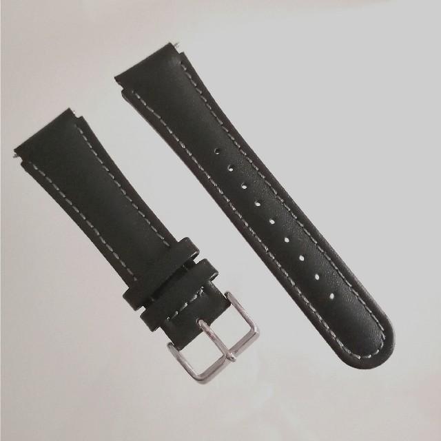 SUUNTO(スント)のSUUNTO X-LANDER 対応 本革ベルト メンズの時計(レザーベルト)の商品写真