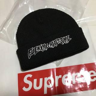 シュプリーム(Supreme)の新品未使用◎ FUCKING AWESOME ニット帽 セット(ニット帽/ビーニー)