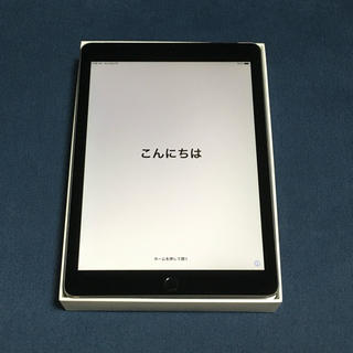 iPad - iPad Air 2 Wi-Fi + Cellular 64GB スペースグレイ