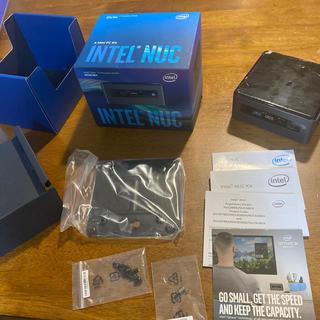 [送料無料!] Intel NUC DDR4 8GB 240GB SSD
