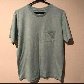 ナノユニバース(nano・universe)のTシャツ/ミントグリーン/NANO UNIVERSE(Tシャツ(半袖/袖なし))