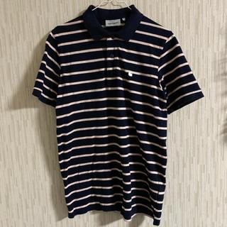 カーハート(carhartt)のcarhartt wip polo shrit(Tシャツ/カットソー(半袖/袖なし))