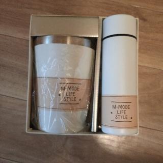 ステンレス製携帯用魔法瓶120ml(タンブラー)