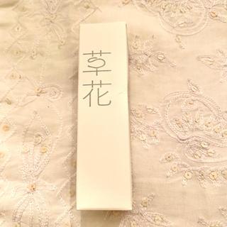 ソウカモッカ(草花木果)の草花木果 美白日中用美容液 新品(美容液)