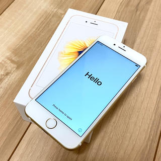 iPhone - iPhone 6s Gold 32 GB UQ mobile アイフォン