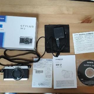 OLYMPUS - olympus デジタルカメラ stylus SH-2