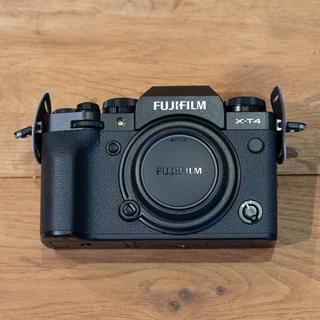 富士フイルム - FUJIFILM X-T4 ブラック