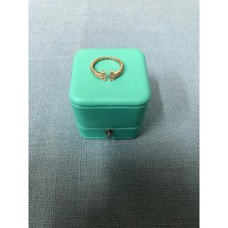 Tiffany & Co. - 最終値下げ ティファニー Tワイヤー リング