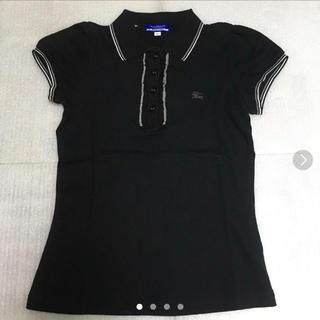 バーバリーブルーレーベル(BURBERRY BLUE LABEL)のバーバリー ブルーレーベル ポロシャツ レディース(ポロシャツ)