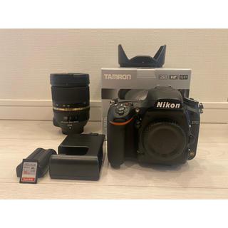 Nikon - nikon d750 フルサイズ 一眼レフ 値下げ交渉あり