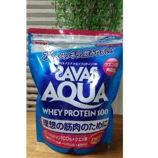 ザバス(SAVAS)のザバス アクア ホエイ プロテイン 100  アセロラ風味 840g(プロテイン)