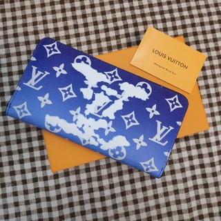 LOUIS VUITTON - 【送料0】❤大人気❤ ルイヴィトン 長財布 小銭入れ