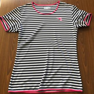 ディアドラ(DIADORA)のディアドラ Tシャツ Lサイズ 美品(ウェア)