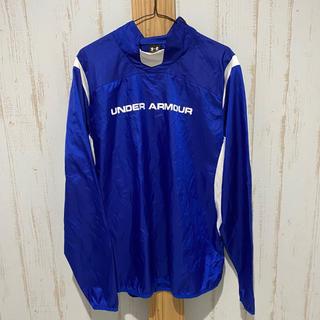 アンダーアーマー(UNDER ARMOUR)の古着 アンダーアーマー トレーニングウェア ナイロンジャケット  ジャージ(ウェア)