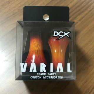 drt  DCX  バリアルノブ ウッドノブ