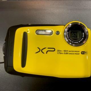 富士フイルム - FUJIFILM デジタルカメラ XP120