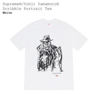 Supreme - Supreme®Yohji Yamamoto®Scribble Portrait