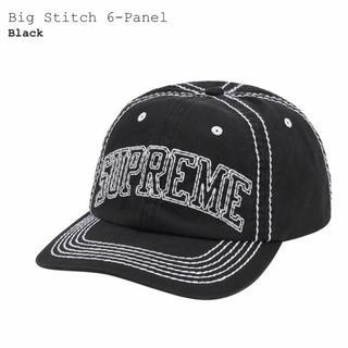 Supreme - supreme Big Stitch 6-Panel