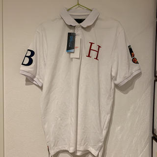 ビームス(BEAMS)のBEAMS ビームス ポロシャツ新品(ポロシャツ)
