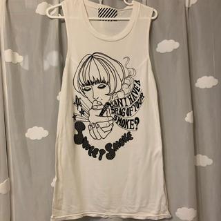 スライ(SLY)のSLYのプリントT(Tシャツ(半袖/袖なし))