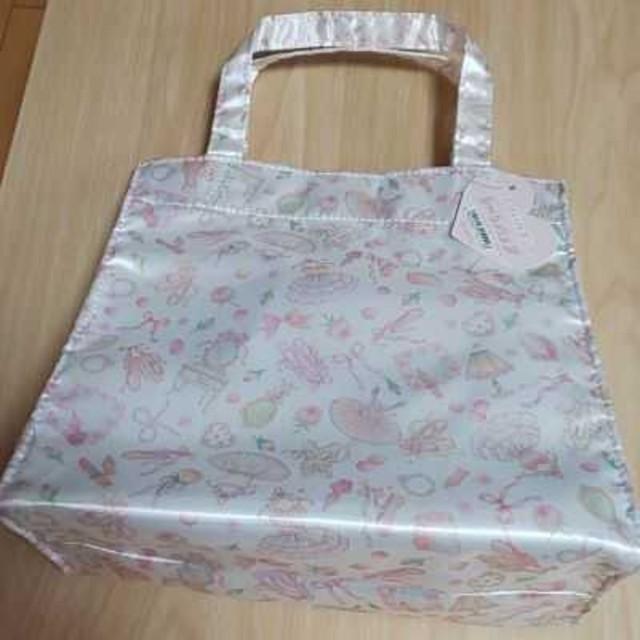 CHACOTT(チャコット)の新品 たけいみきバレエ柄トートバッグ  レディースのバッグ(トートバッグ)の商品写真
