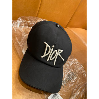 ディオール(Dior)のDior stussy(キャップ)