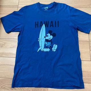 UNIQLO - ハワイ限定 ミッキーマウス Tシャツ ディズニー