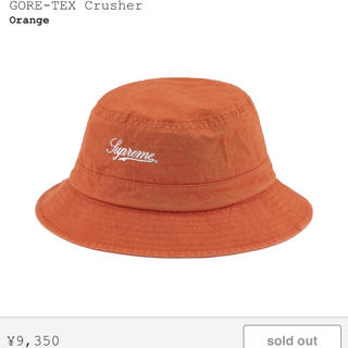 Supreme - Supreme GORE-TEX Crusher ハット 帽子