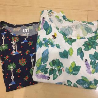 UNIQLO - エリック・カール UT Tシャツセット はらぺこあおむし