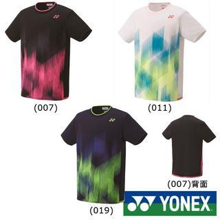 ヨネックス(YONEX)の☆YONEX ゲームシャツ フィットスタイル 10321 ホワイト SSサイズ☆(バドミントン)
