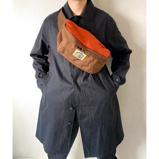パタゴニア(patagonia)のvintage usa 90s バイカラー 茶色 ウエストポーチ ボディーバッグ(ウエストポーチ)