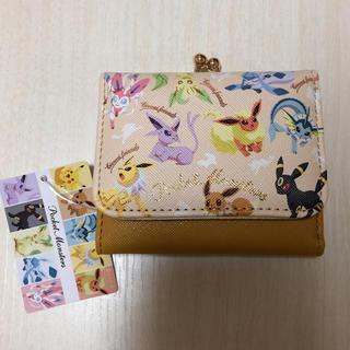 ポケモン(ポケモン)のブイズ総柄 財布(財布)
