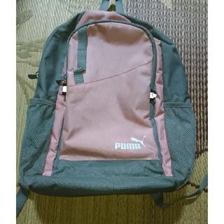 プーマ(PUMA)のPUMA バックパック ピンク(リュックサック)