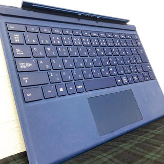 Microsoft - Microsoft純正 Surface Pro タイプカバー