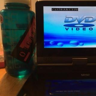 ポータブルDVDプレーヤー(DVDプレーヤー)