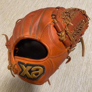 ザナックス(Xanax)のザナックス 硬式内野手用オールラウンドグローブ 草野球でもどうぞ!値下げしました(グローブ)
