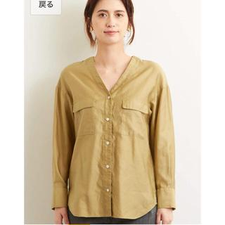 グリーンレーベルリラクシング(green label relaxing)のシャツ(シャツ/ブラウス(長袖/七分))