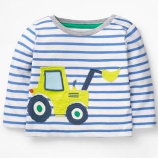 Boden - 新品❣️Boden   ビッグアップリケ付きTシャツ