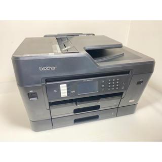 ブラザー(brother)の【梱包済み】brother MFC-J6980CDW  A3対応プリンター(PC周辺機器)