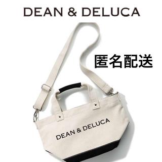 DEAN & DELUCA - DEAN & DELUCA ショルダー付きキャンバス トートバッグSサイズ