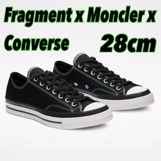 CONVERSE - MONCLER×FRAGMENT×CONVERSE CHUCK 70 OX