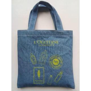 ロクシタン(L'OCCITANE)のミニトートバッグ(トートバッグ)