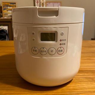 MUJI (無印良品) - 炊飯器 無印