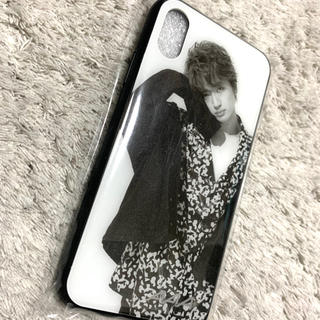 トリプルエー(AAA)の【未使用】AAA 西島隆弘 iPhoneXケース(iPhoneケース)