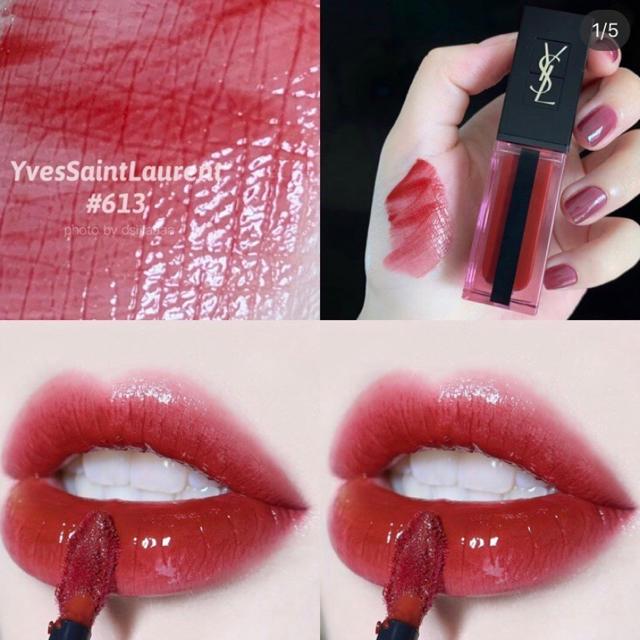 Yves Saint Laurent Beaute(イヴサンローランボーテ)のysl ルージュピュールクチュールヴェルニウォーターステイン コスメ/美容のベースメイク/化粧品(リップグロス)の商品写真