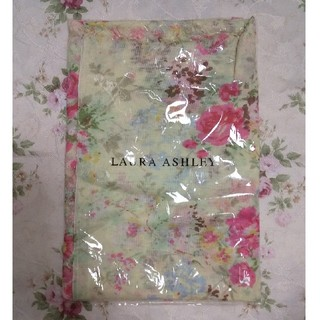 LAURA ASHLEY - 新品☆ローラアシュレイ   ストール   花柄