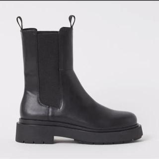 エイチアンドエム(H&M)のチェルシーブーツ 40(ブーツ)