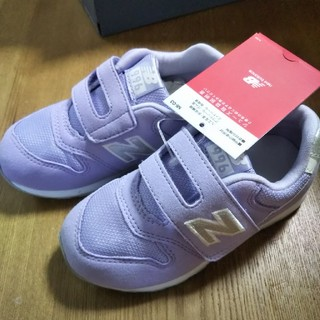 New Balance - ニューバランス 996 新品 16cm 薄紫