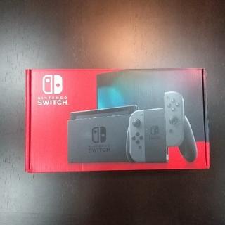 Nintendo Switch - 新品未使用!Nintendo Switch【保証付】