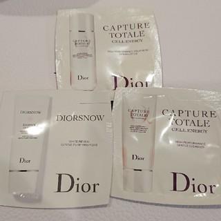 ディオール(Dior)のDior 洗顔料 使い比べ セット(洗顔料)